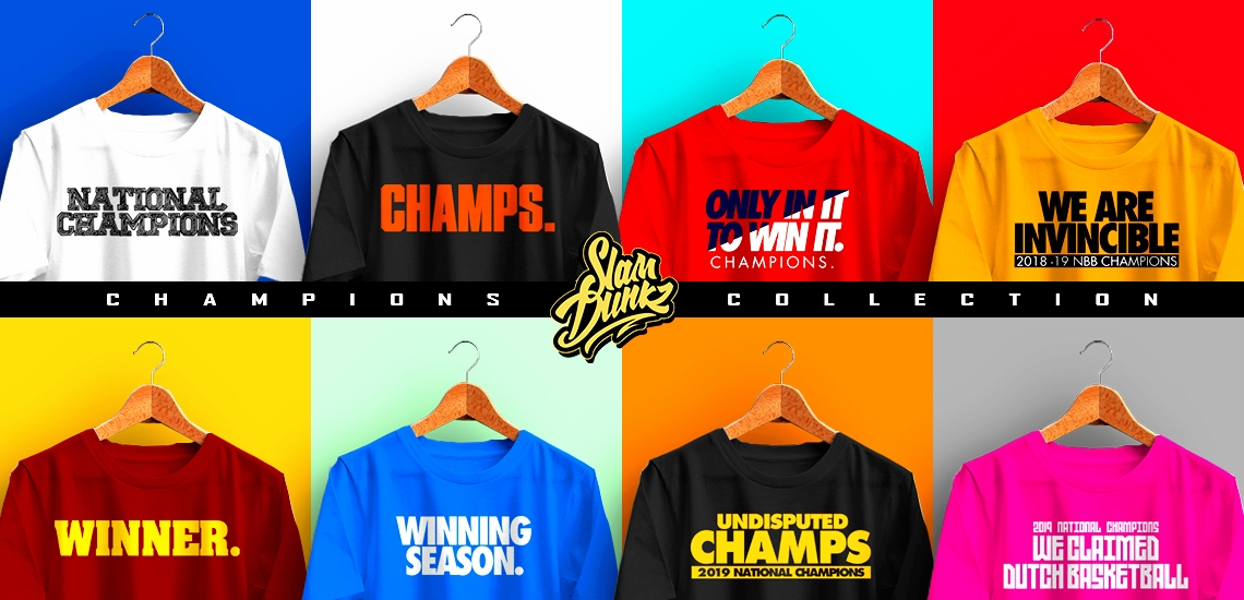 Champions Kleding