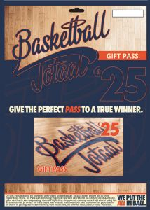 Gift Pass 25 Euro