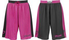 Spalding Essential Reversible Short Black/Pink