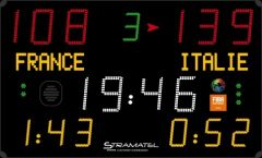 Stramatel Pro Range Scorebord 452 MB 7100