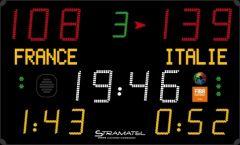 Stramatel Super Pro Range Scorebord 452 MF 7100
