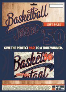 Gift Pass 50 euro