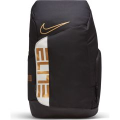 Nike Pro Elite Backpack Black Gold