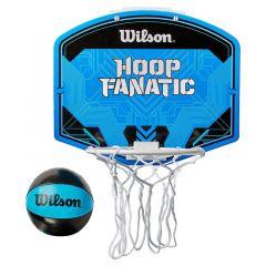 Wilson mini basket hoop fanatic