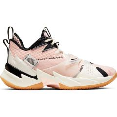 Jordan Westbrook Why Not Zero .3 Basketbalschoen Roze