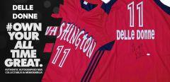 Delle Donne Signed jersey