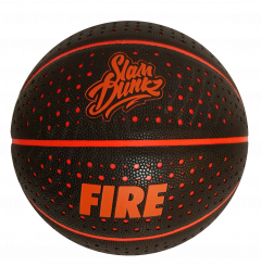 Slamdunkz - Fire Led - Basketball maat 7