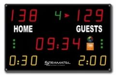 Stramatel Pro Range Scorebord 452 MB 7000