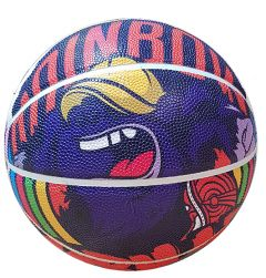 Rainbow Gorilla Basketball Maat 7