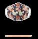 Fashion mondmasker – flowers