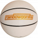 Rainbow Gorilla - Sunshine Smillie - Basketball Maat 6