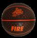 Slamdunkz - Fire Led - Basketball maat 5